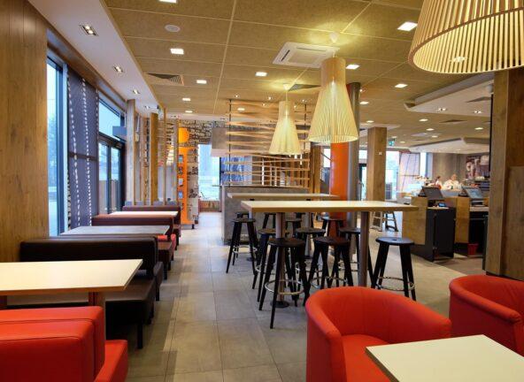 McDonald's® w galerii handlowej w Lublinie