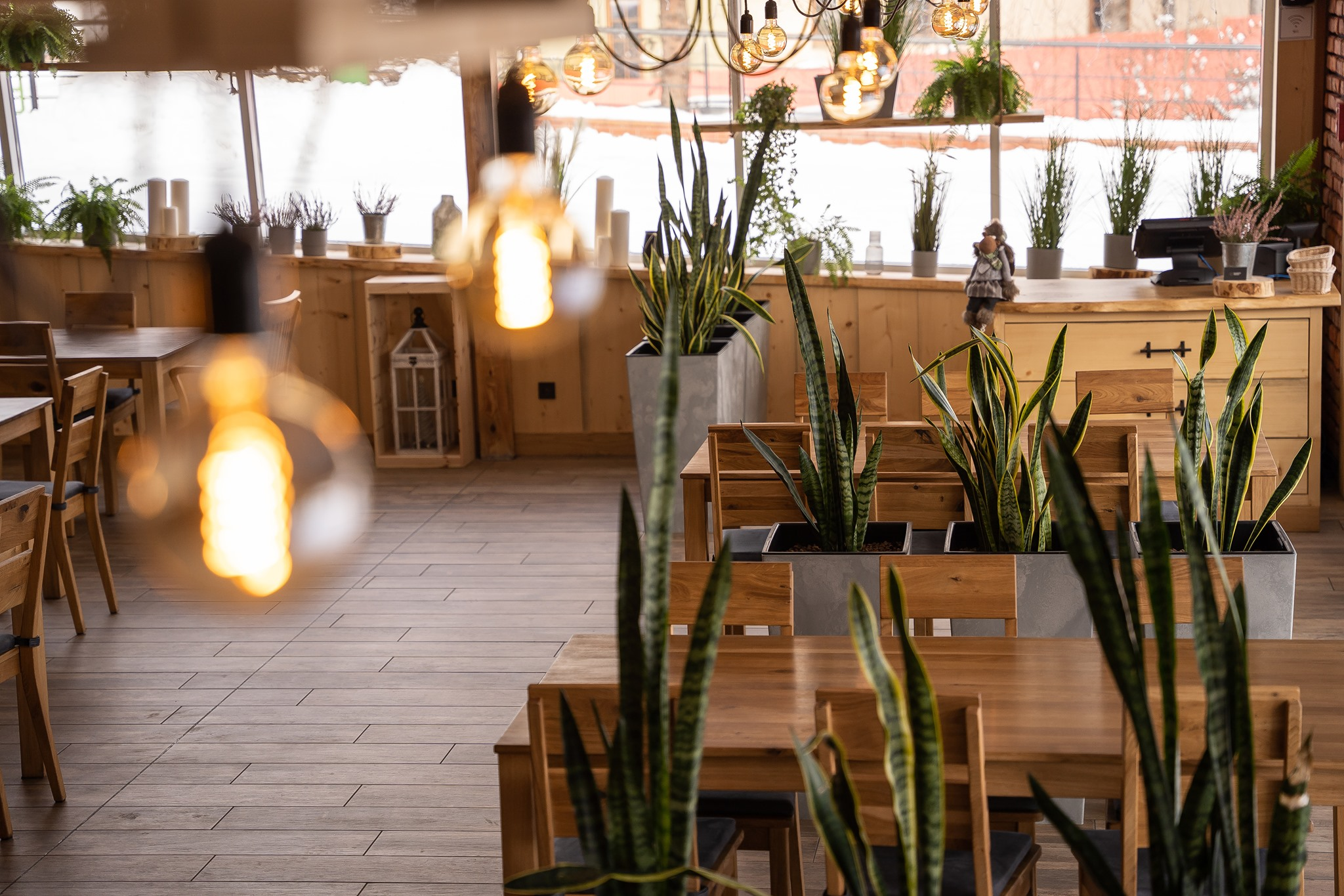 Restauracja Na Starym Tartaku:  Zamawianie na wynos nic nam nie daje