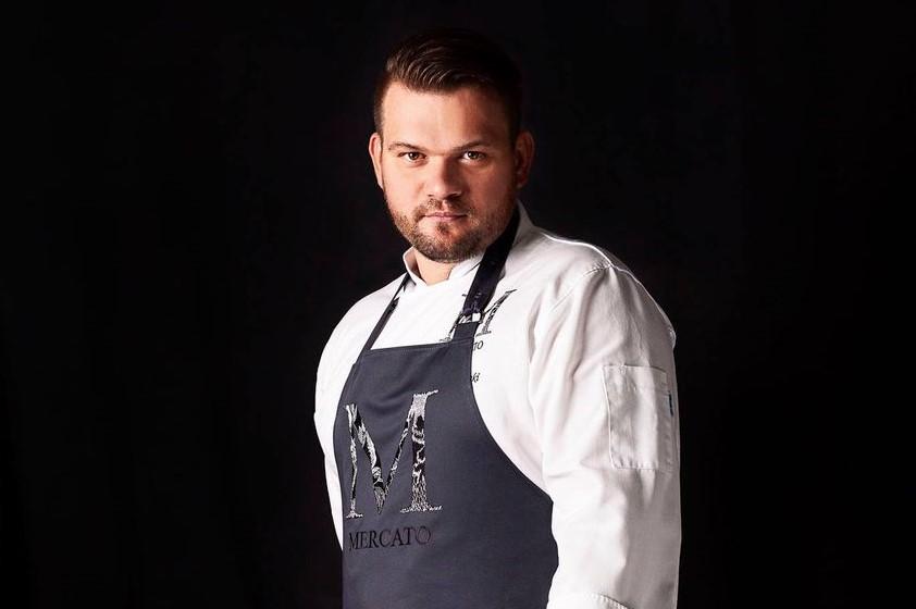Paweł Stawicki szefem kuchni w restauracji Scoria w Bydgoszczy
