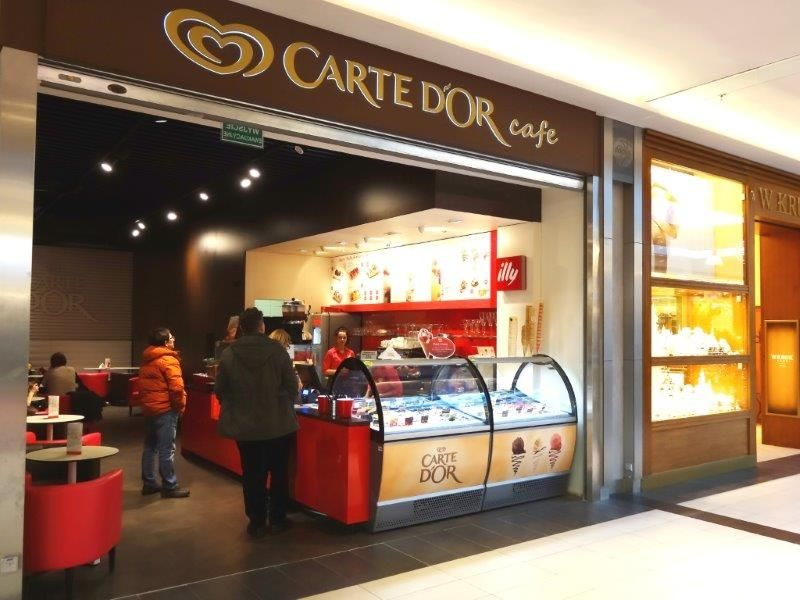 Carte d'Or Cafe w Focus Mall Zielona Góra