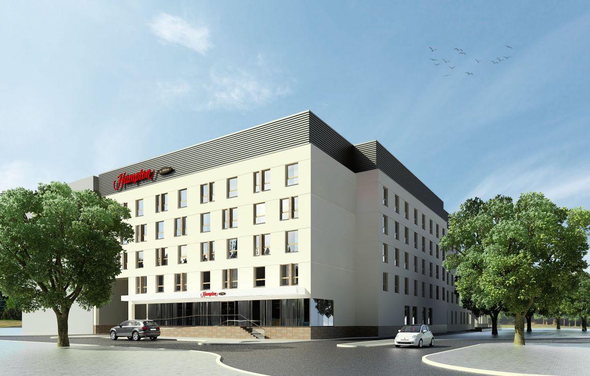 Hampton by Hilton planuje otwarcie dwóch nowych hoteli w Polsce