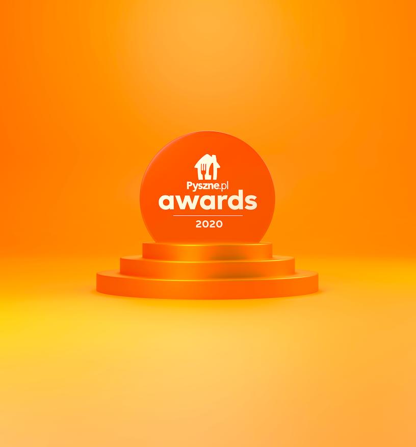 Znamy zwycięzcę Pyszne.pl Awards