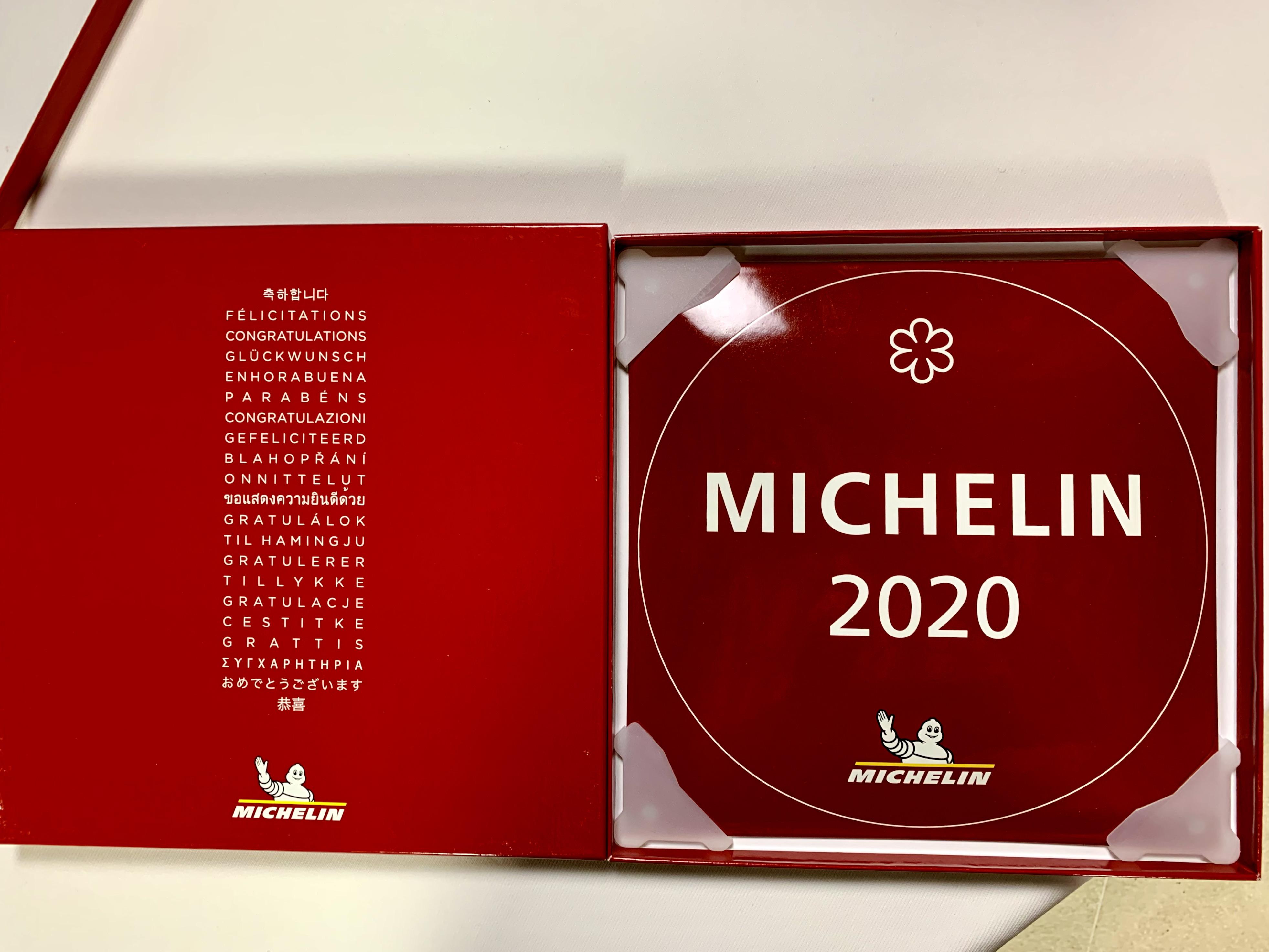Rozdanie Gwiazdek Michelin 2020 za nami