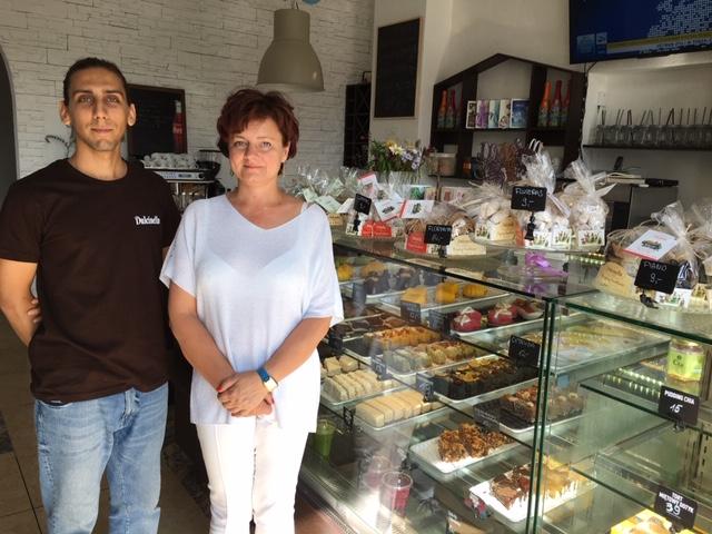 Aneta Wojtunik: Dulcinella to cukiernia z mołdawskimi słodyczami