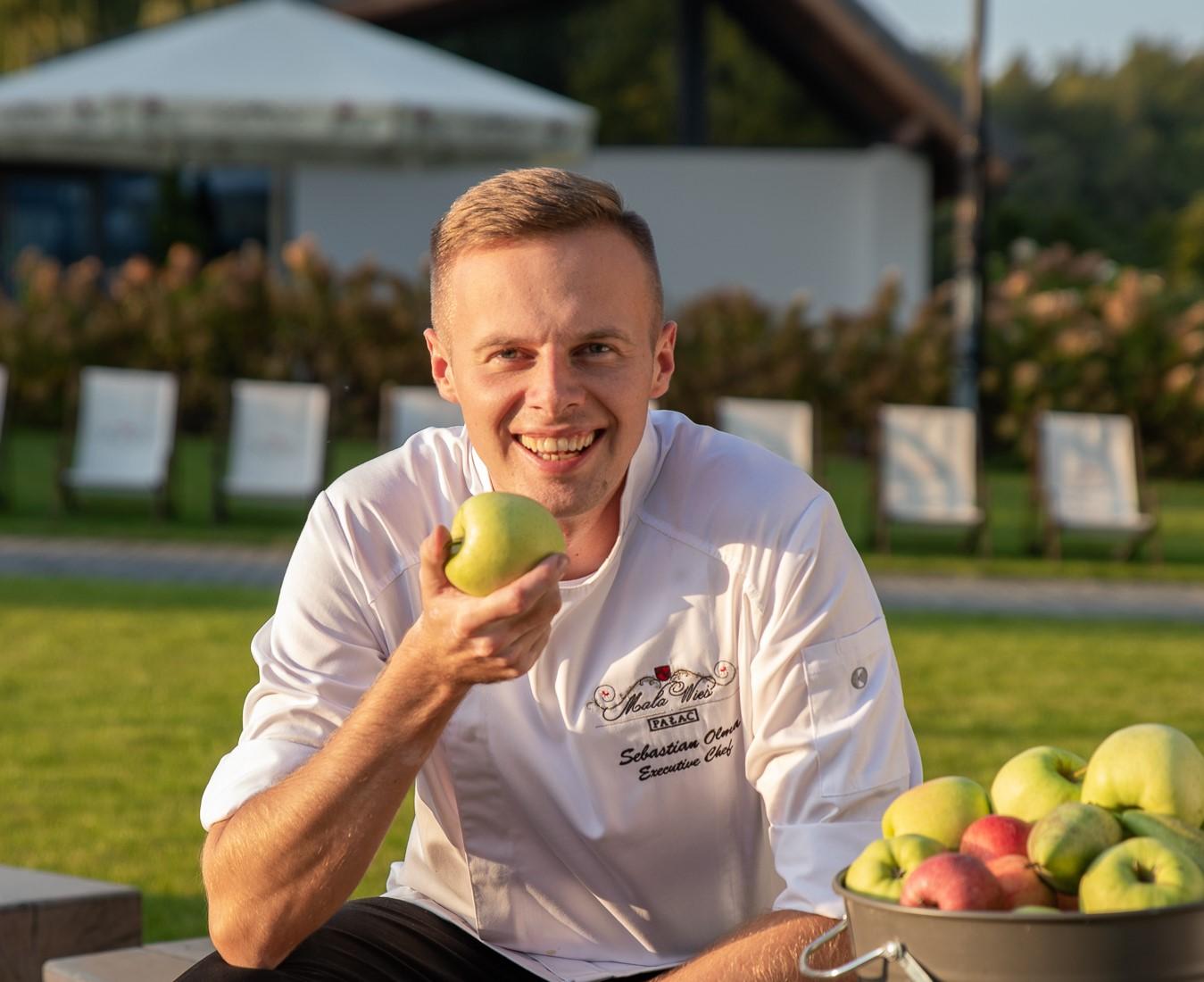 Sebastian Olma: Gastronomia to biznes, wszystko musi się zgadzać