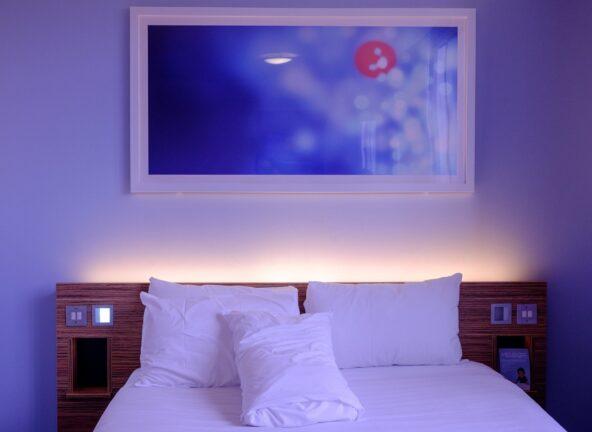 Kontrola sanepidu w hotelu w Mikołajkach