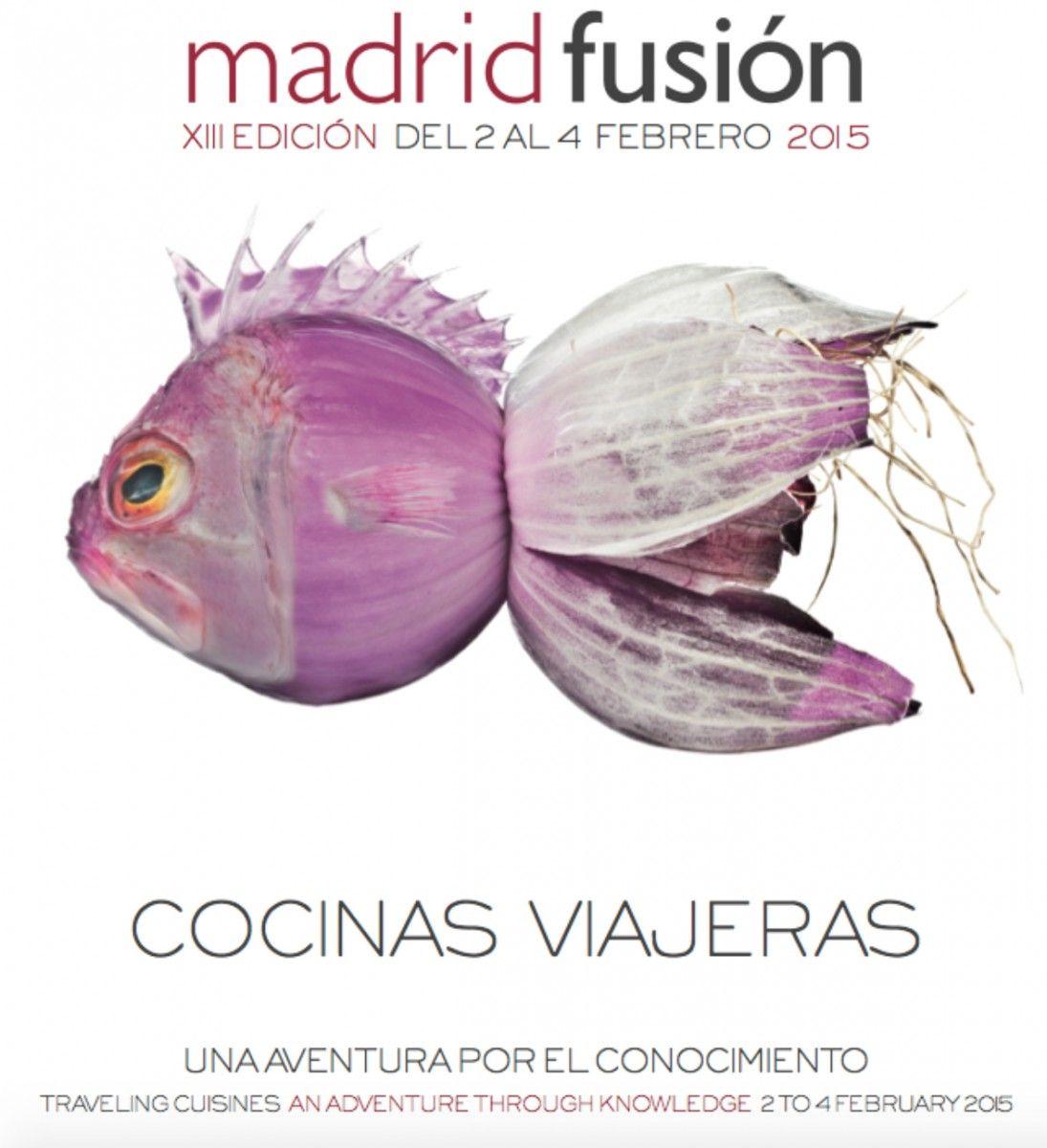 Madryt Fusión już w lutym