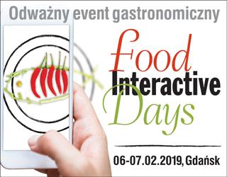 Biznes HoReCa to gra - przekonaj się o tym podczas Food Interactive Days