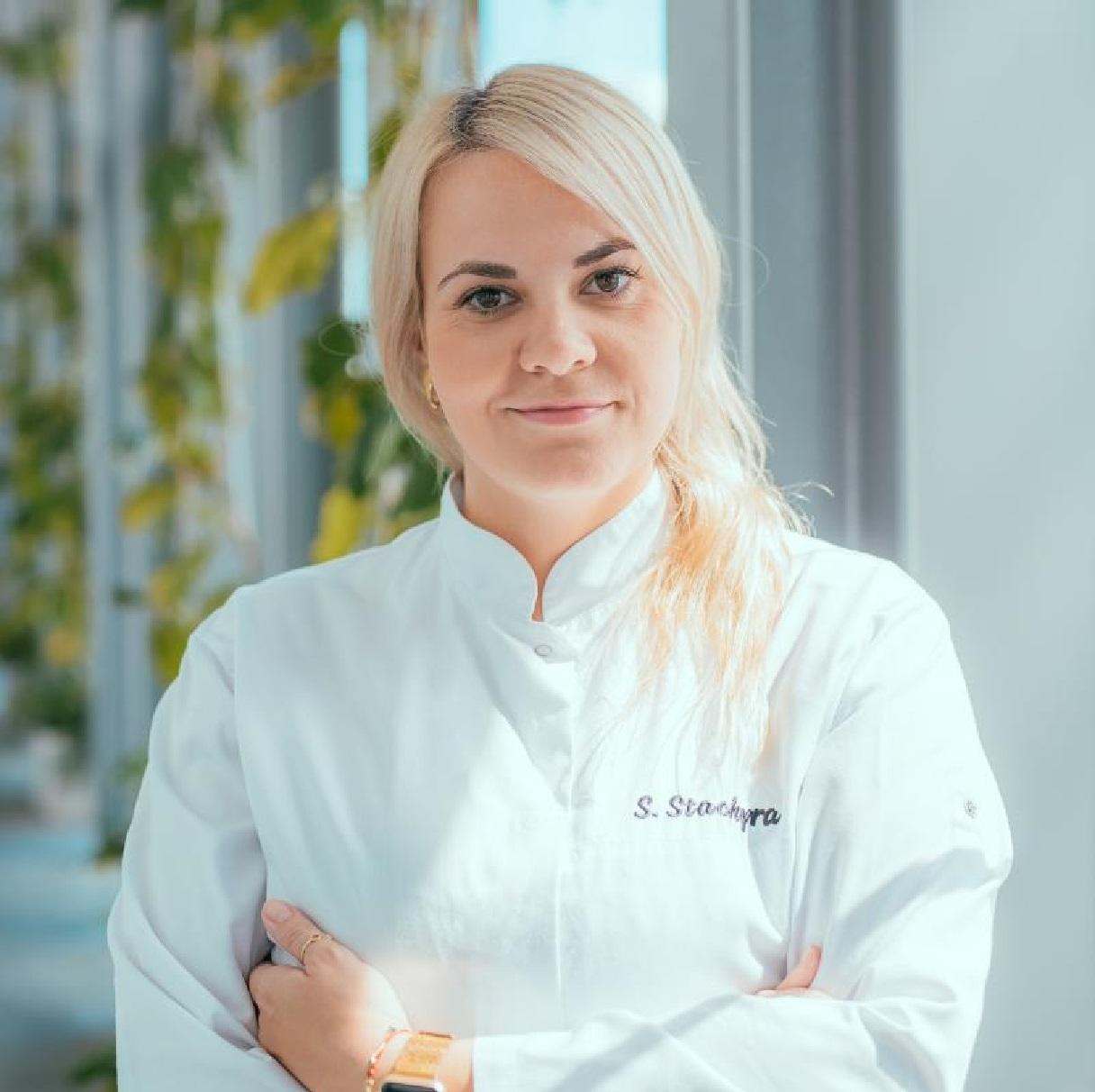 Sylwia Stachyra: Można rzec, że jestem wielkim fighterem