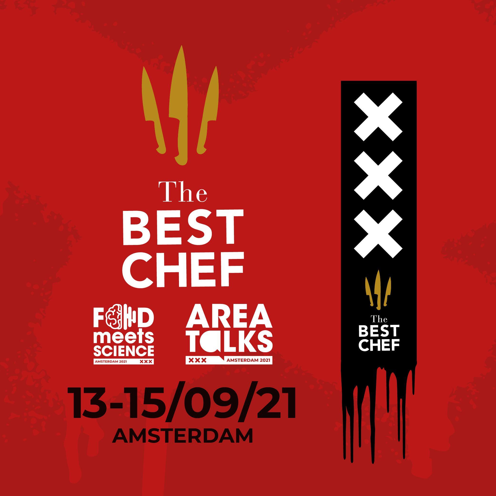 Amsterdam gospodarzem piątej edycji The Best Chef Awards 2021
