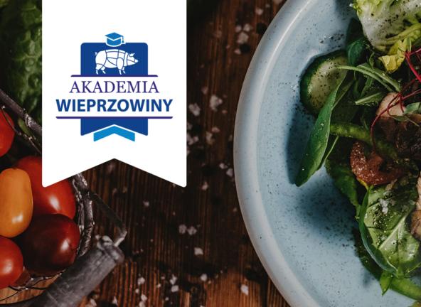 ,,Akademia Wieprzowiny'' - projekt edukacyjny skierowany do uczniów szkół gastronomicznych