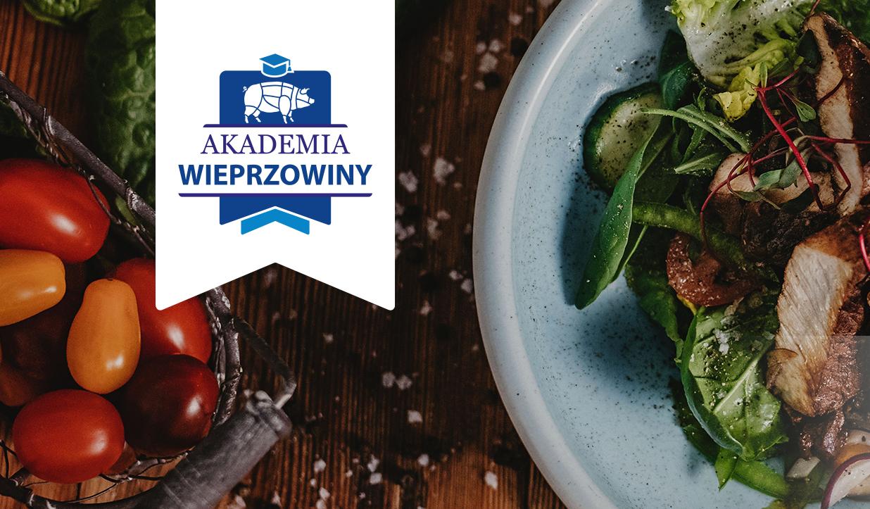 ,,Akademia Wieprzowiny'' – projekt edukacyjny skierowany do uczniów szkół gastronomicznych