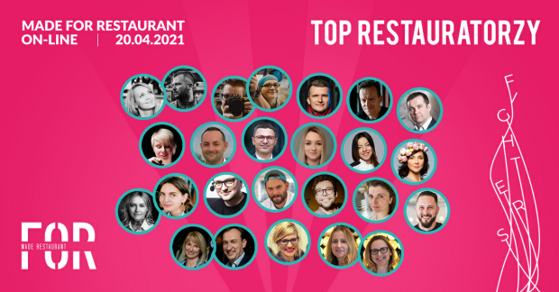 Kto otrzyma stypendium Made For Restaurant?