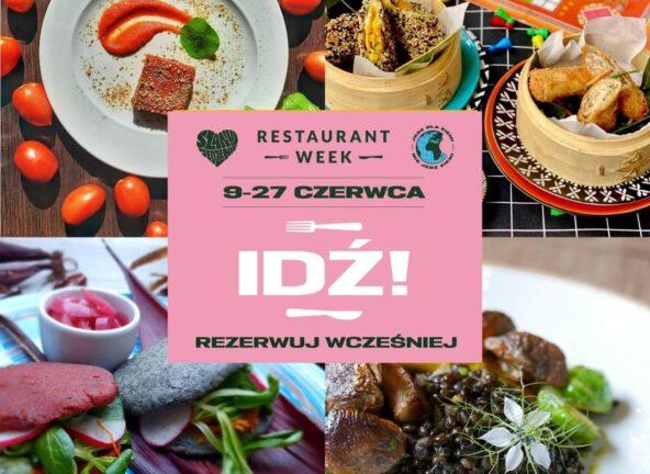 Festiwal Restaurant Week w czerwcu