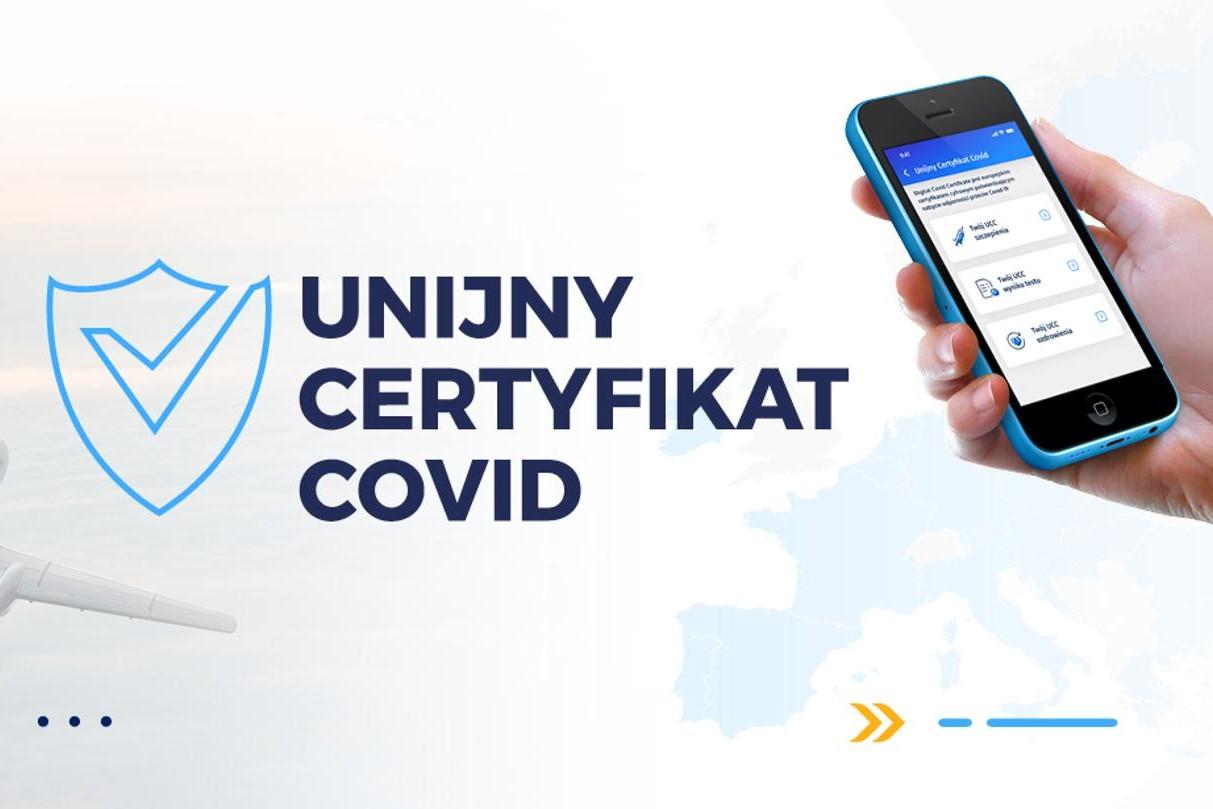 Polska dołączyła do systemu unijnych certyfikatów szczepień