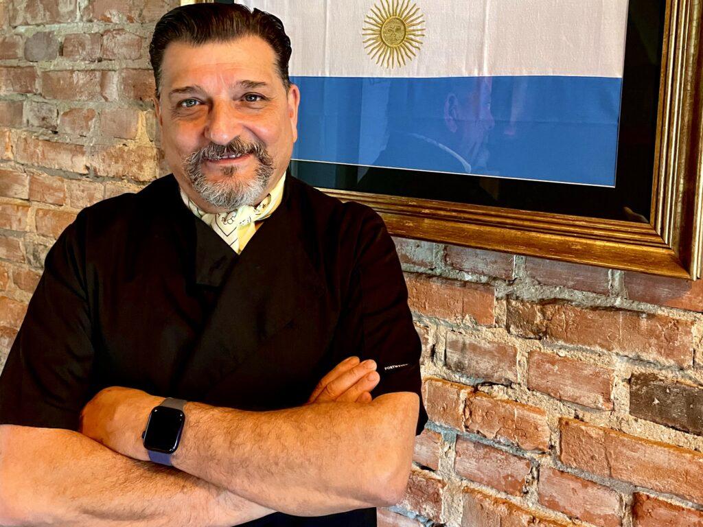 Antonio Lucio Giangrande: Przygotowanie dobrego steka nie zaczyna się w kuchni