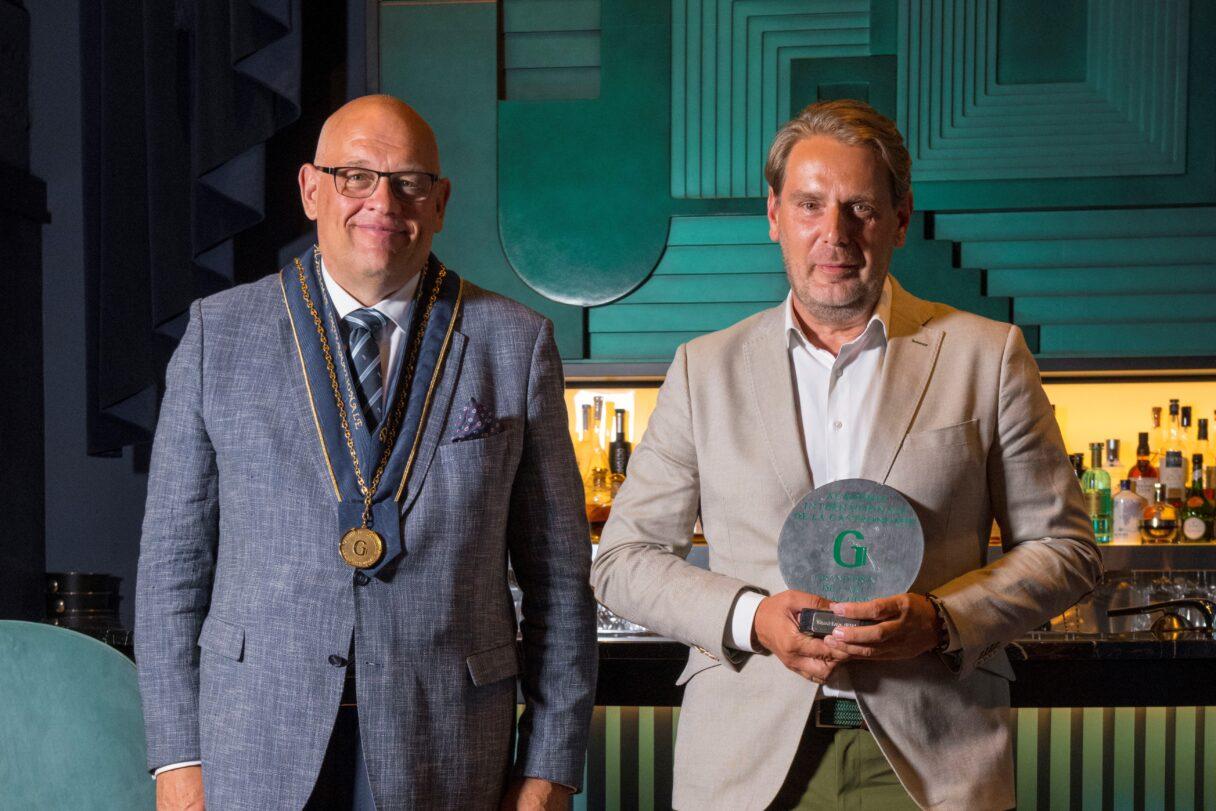 Wojciech Modest Amaro otrzymał Grand Prix de l'Art de la Cuisine