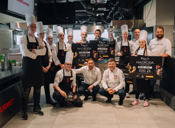 Polska edycja konkursu Les Chefs en Or rozstrzygnięta