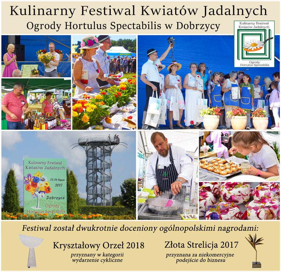 Kulinarny Festiwal Kwiatów Jadalnych już w lipcu