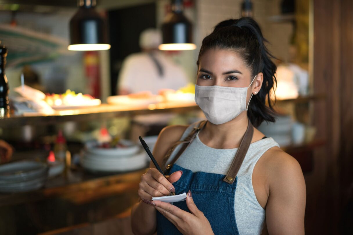 Restauracje chcąc przyciągnąć klientów, muszą świecić czystością