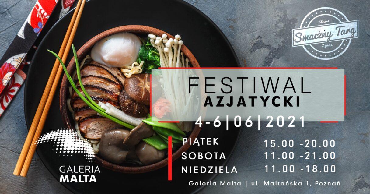 Festiwal Azjatycki w Poznaniu