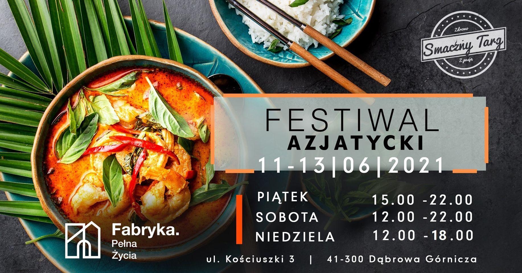 Festiwal Azjatycki w Dąbrowie Górniczej