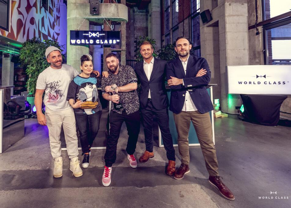 World Class Poland - barmańskie reality show