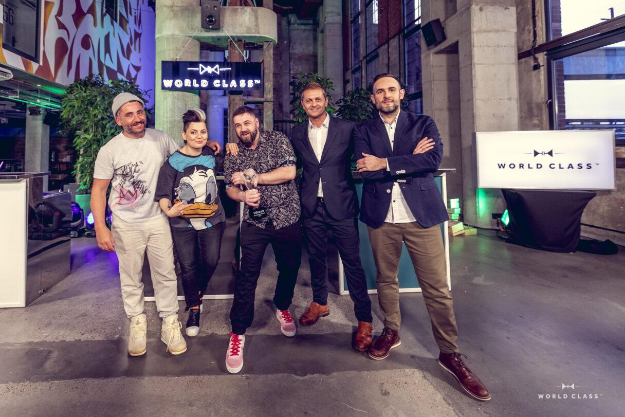 World Class Poland – barmańskie reality show