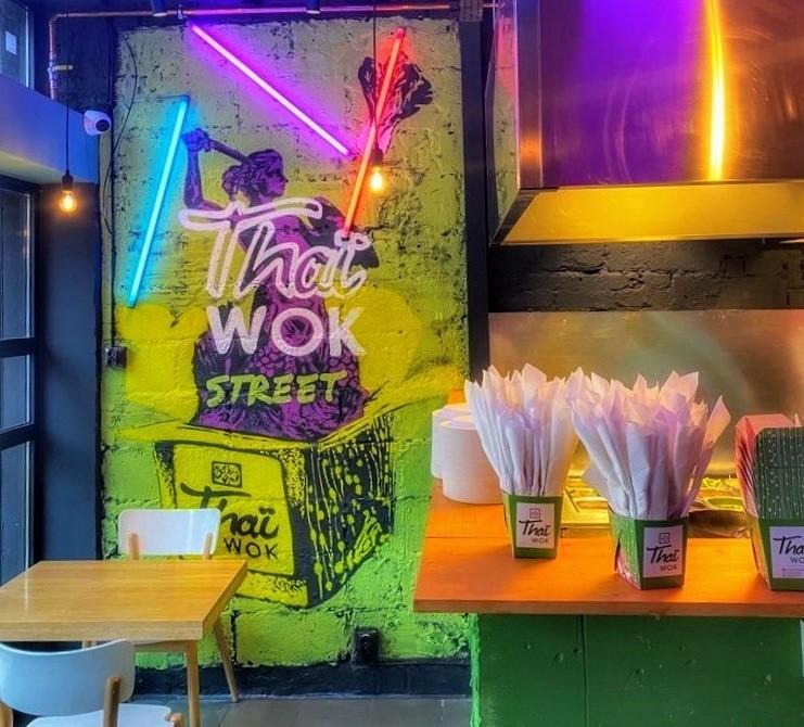 Thai Wok z nowym konceptem restauracji