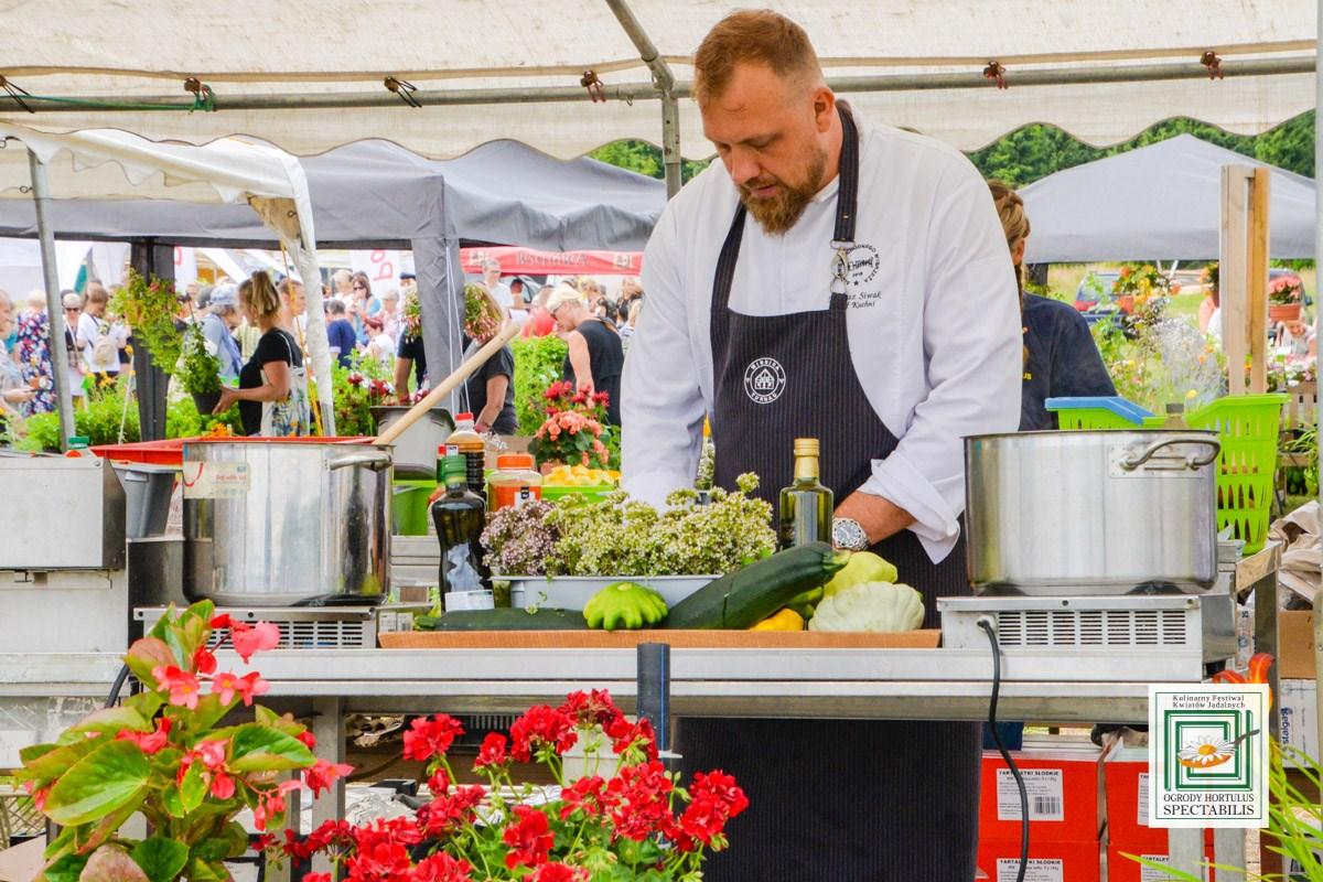 Kulinarny Festiwal Kwiatów Jadalnych za nami