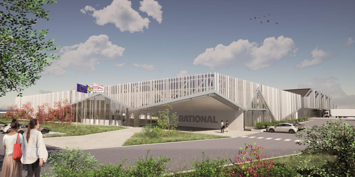 Rational Wittenheim SAS: Nowa fabryka i 50 tysięczny iVario