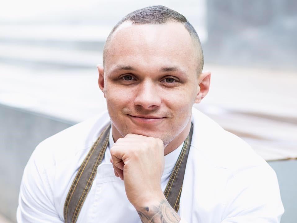 Adam Adamczak szefem kuchni w Concordii Taste