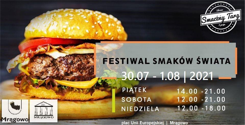 Festiwal Smaków Świata w Mrągowie