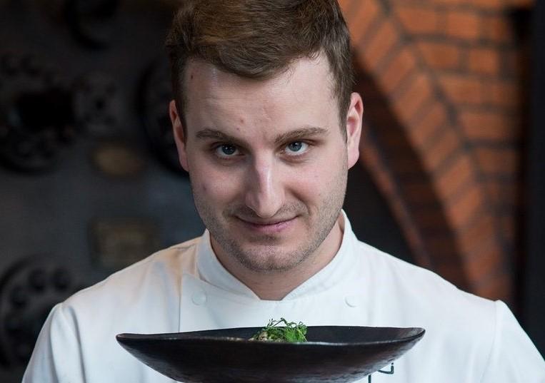 Michał Gniadek szefem kuchni w restauracji Klonn