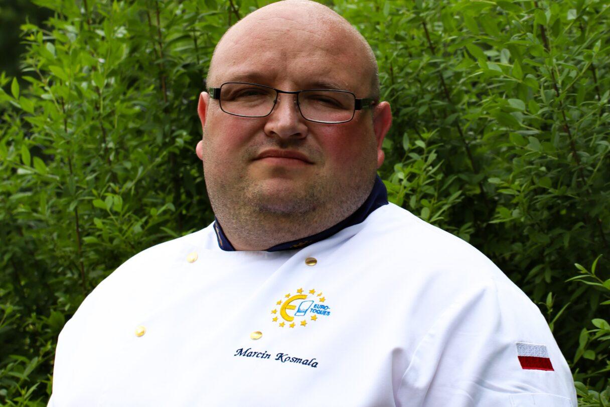 Marcin Kosmala: Lato to czas świeżości i fantazji w kuchni