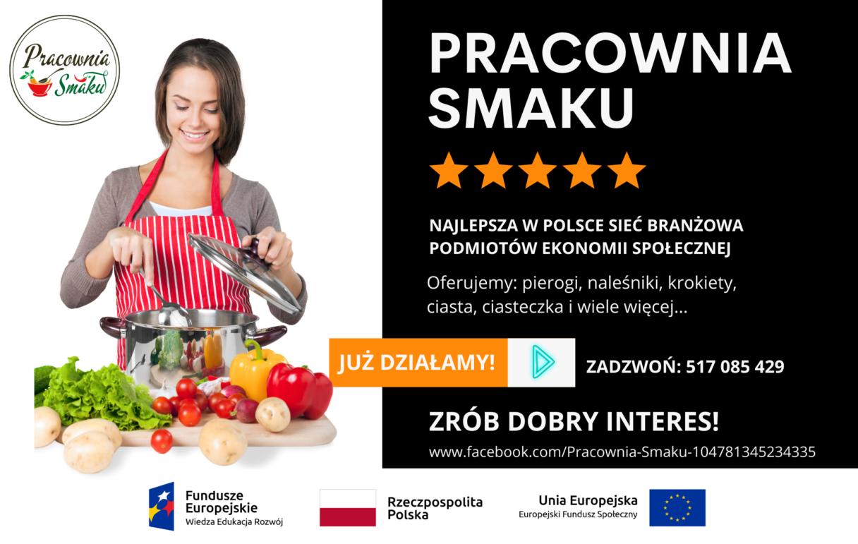 Pracownia Smaku – nowa inicjatywa sieci branżowej w zakresie gastronomii