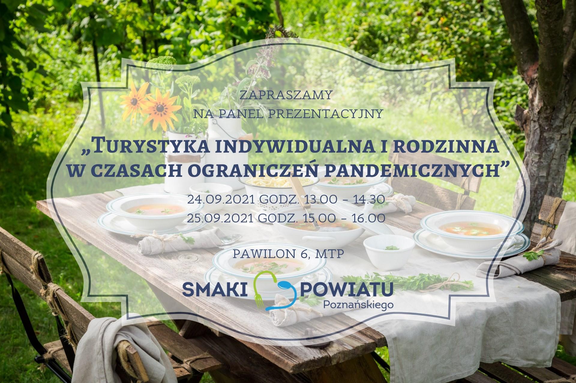 Promocja kulinariów na Tour Salon 2021