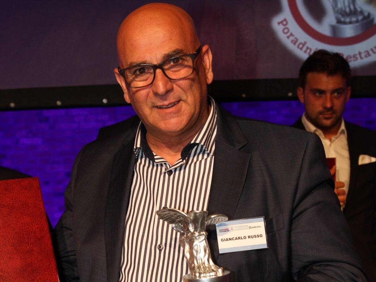 Giancarlo Russo: Hermes Kulinarny to nagroda, której nie można kupić