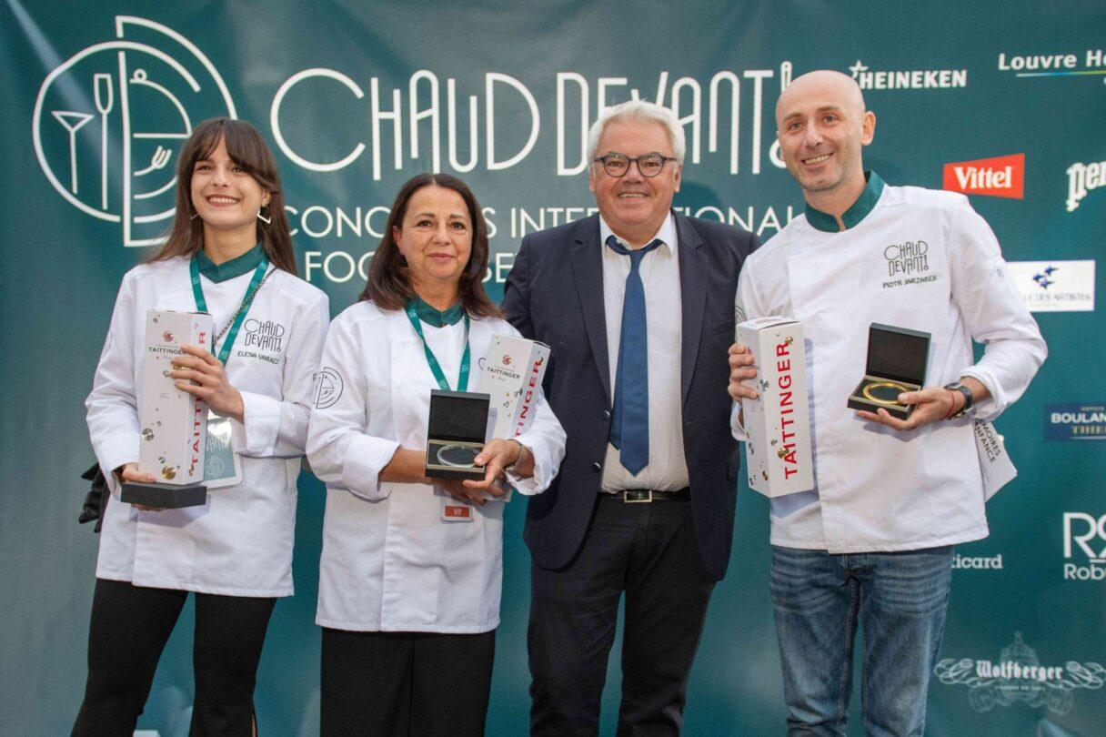 Polski sukces na francuskim uniwersytecie kulinarnym