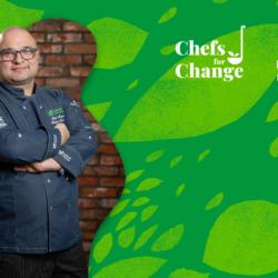 Robert Kopacz nowym ambasadorem kampanii Chefs for Change