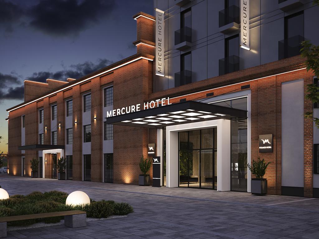 Mercure Kraków Fabryczna City otwarty